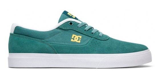 Zapatillas Dc Switch S Verde