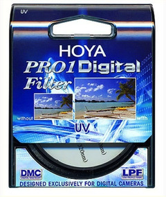 Filtro Uv Hoya Pro 1 Digital 58mm (made In Japan)