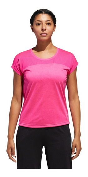Remera Training adidas M Lay Tee Mujer
