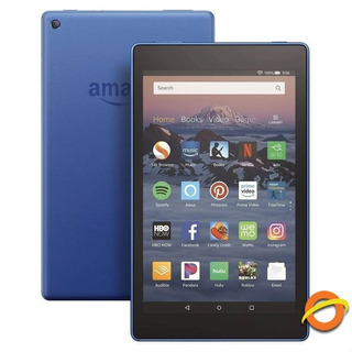 Tablet Amazon Fire Hd 8a Doble Camara Alexa 32gb Quad Core