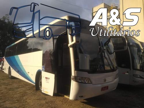 Busscar Vissta Buss Lo 2008 M.b O-500rs Completo Ais Ref 902