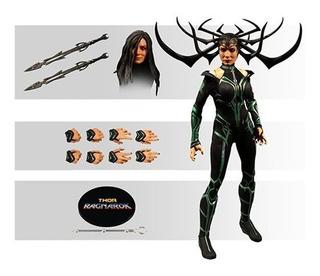 Hela Thor Ragnarok One:12 Mezco Toyz Marvel Toylover