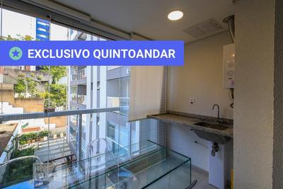 Studio No 3º Andar Mobiliado Com 1 Dormitório E 1 Garagem - Id: 892875090 - 175090