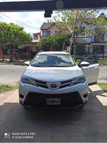 Toyota Rav4 2.5 4x4 Tx 6at 2015