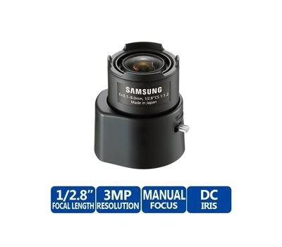 Lente Samsung 3 Mega Pixel Sla-m3180dn