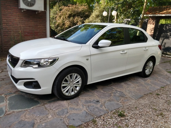Peugeot 301 1.6 Hdi 2017 Color Blanco