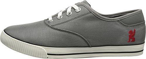 Zapato Para Hombre (talla 38 Col / 7.5us)chrome Truk Grey