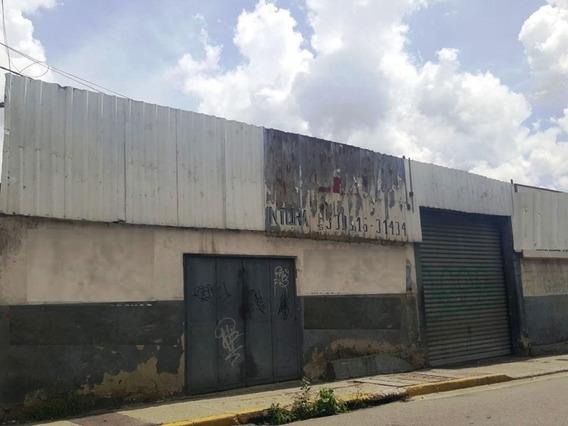 Terreno - Galpón En Chacao (#403373)