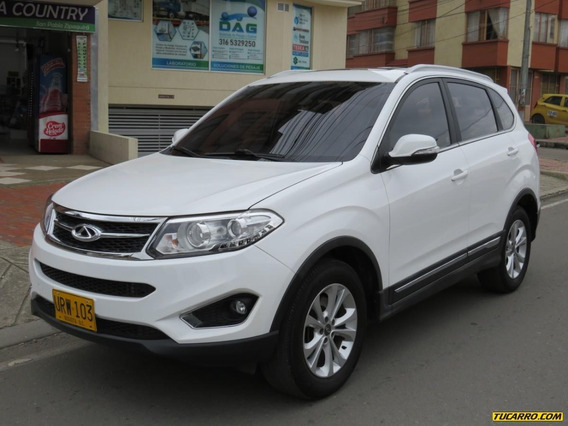 Chery Grand Tiggo Mt 2000cc Fe Ct