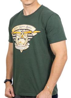 Camiseta Old School Aviation - Tudonivelado