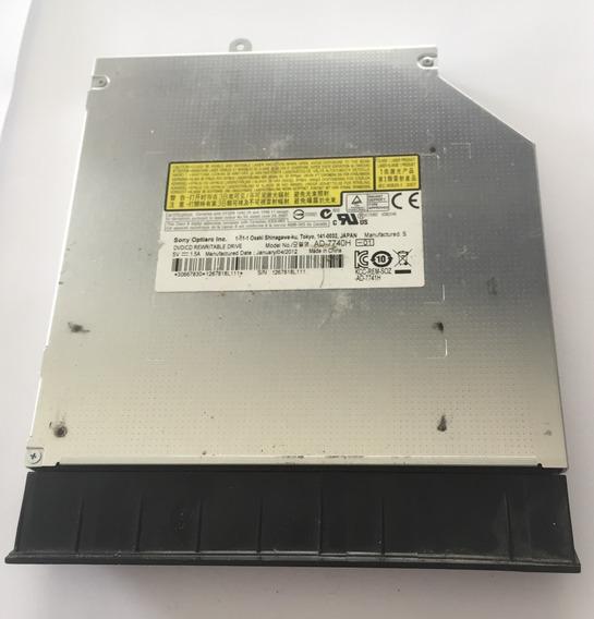 Gravador De Dvd Sata Do Notebook Cce X30s