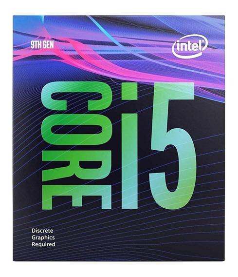 Processador Intel Core I5-9400f Coffee Lake - Lga 1151