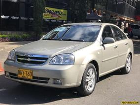 Chevrolet Optra 1.8 L Mt 1800cc