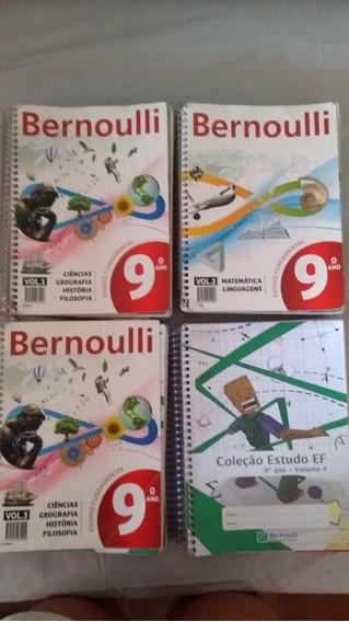 Apostila Bernoulli 9 Ano Ensino Medio 2017