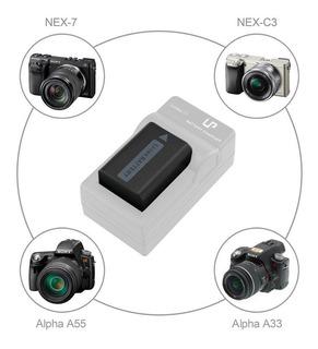 Batería Np-fw50 Para Sony A6000 A6500 A6300 A7 A7ii A7sii