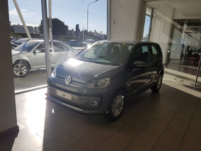 Volkswagen Vw Up! 1.0 High Up! 3 Puertas Gris
