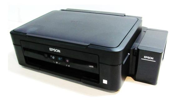 Impressora Epson L220 Ecotank ( Pequena Falha No Preto )