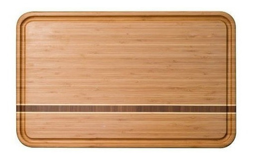 Totally Bamboo Dominica Cutting Board 125inch