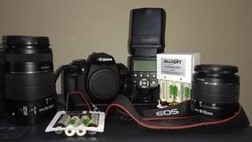Canon T5, Nova, Muito Nova. Apenas 3k De Clikes