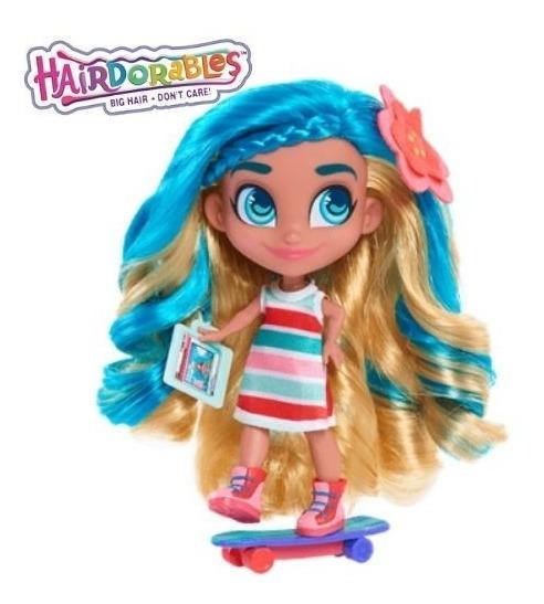 Bonecas Surpresas Colecionáveis Hairdorables Big Hair Dtc