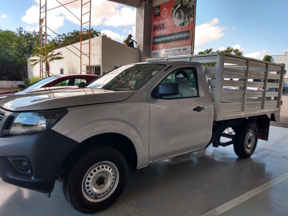 Nissan Np300 2.5 Estacas Dh Pack Seg Mt 2019