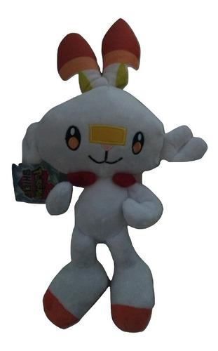 Peluche Pokemon - Scorbunny