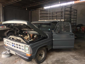 Ford F100 Toda Em F1000