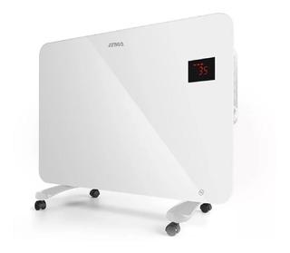 Panel Calefactor Radiador Vidrio Atma Rv1516we 1500w 1019