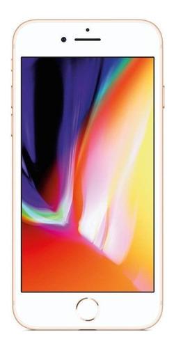 Imagem 1 de 6 de  iPhone 8 256 GB dourado