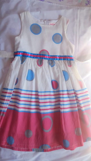 Vestido Fiesta Talle 7-8