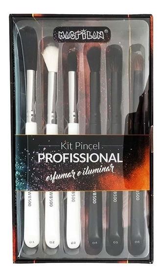 Kit Pincel Wb500 Macrilan