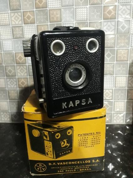 Maquina Fotográfica Kapsa Mf M1