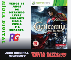 Castlevania: Lords Of Shadow Xbox 360 E One Roraima Games