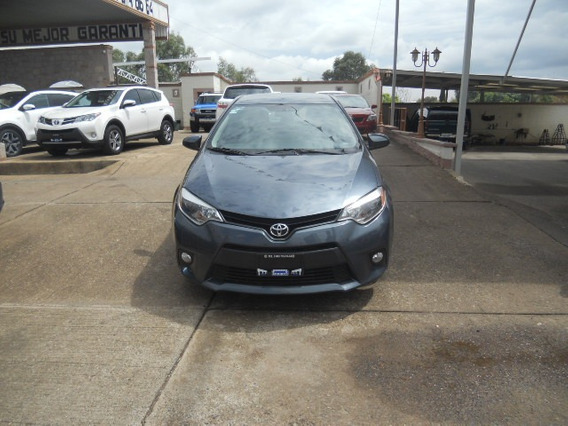 Toyota Corolla 2014 Le, A/c, Ba R-15