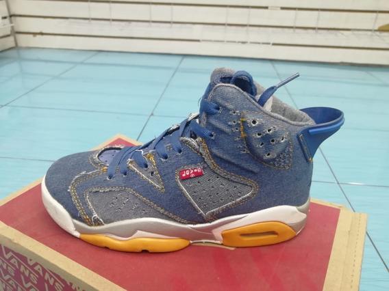 Sneakers Air Jordan Retro 6 Levis