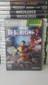 Dead Rising 2 Xbox 360 Original - Frete R$12