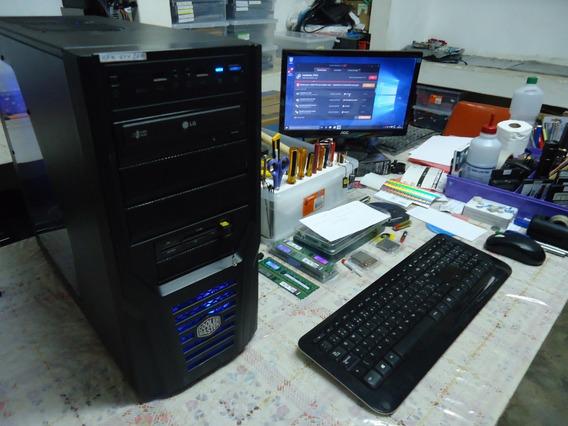 Computador I7 3.2 Ghz 8gb Ram Hd1tb Gtx 260 Funcionando 100%