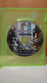 Crysis 2 Ps3 Playstation 3 Od.st