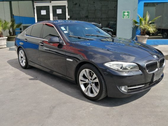 Bmw 535i Top Aut 2012 Sophisto Grey Tomo Auto