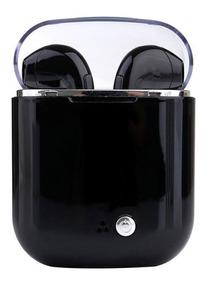 Fone Ouvido Bluetooth I7s Tws Plus 4.2 Ios Android Preto