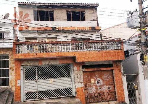 Imagem 1 de 13 de Casa Sobrado Em Penha De França  -  São Paulo - 5719