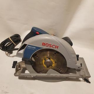 Sierra Circular Bosch Gks 235 2200w Disco 235mm Local
