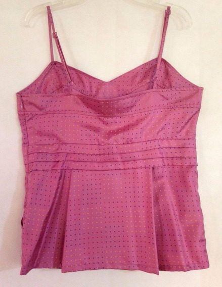 Blusa 100% Seda Marc Jacobs By Marc Jacobs Importada !!!
