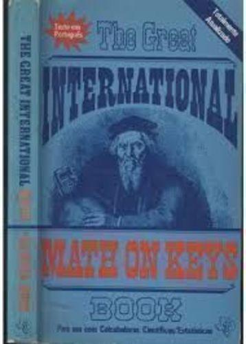 A Matemática No Teclado - O Grande Livro Internacional
