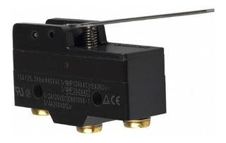 Chave Fim De Curso Micro Switch Z-15gw-b 15a 250v Alavanca