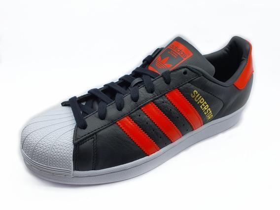 Tenis adidas Superstar Piel Originals B41994 + Envío Gratis
