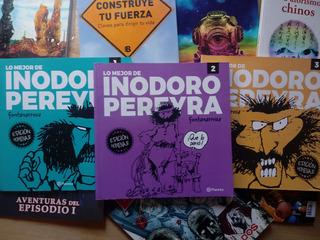 Inodoro Pereyra Fontanarrosa Planeta Colección Completa