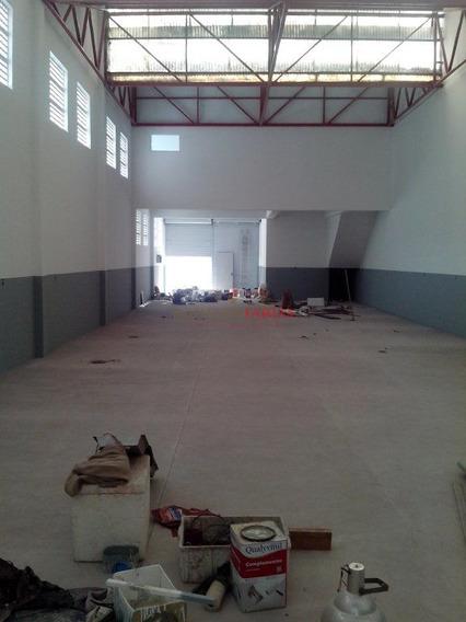 Alugo Galpão Industrial No Socorro-são Paulo - Sz2097