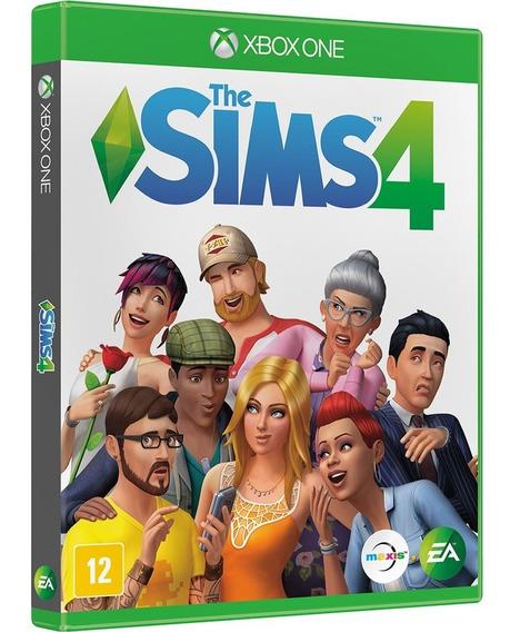 The Sims 4 Xbox One, Midia Fisica