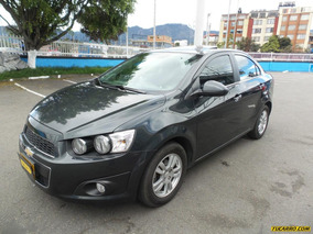 Chevrolet Sonic Lt Mt 1600cc 4p Ct